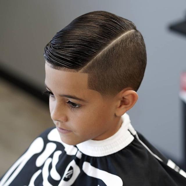 Lima Rekomendasi Gaya Rambut Untuk Anak Laki Laki Yuk Intip Komentar Id