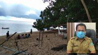 Pantai Pananualeng Jefry Tilaar