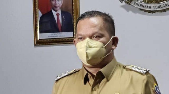 Bupati Talaud Elly Engelbert Lasut.